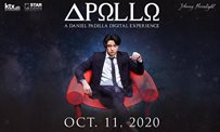 Daniel Padilla shares poster of 'APOLLO'