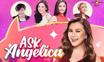 'Ask Angelica' Episode 1: Pag-ibig in the time of pandemic!