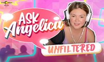 The unfiltered version of 'Ask Angelica,' available on Spotify!