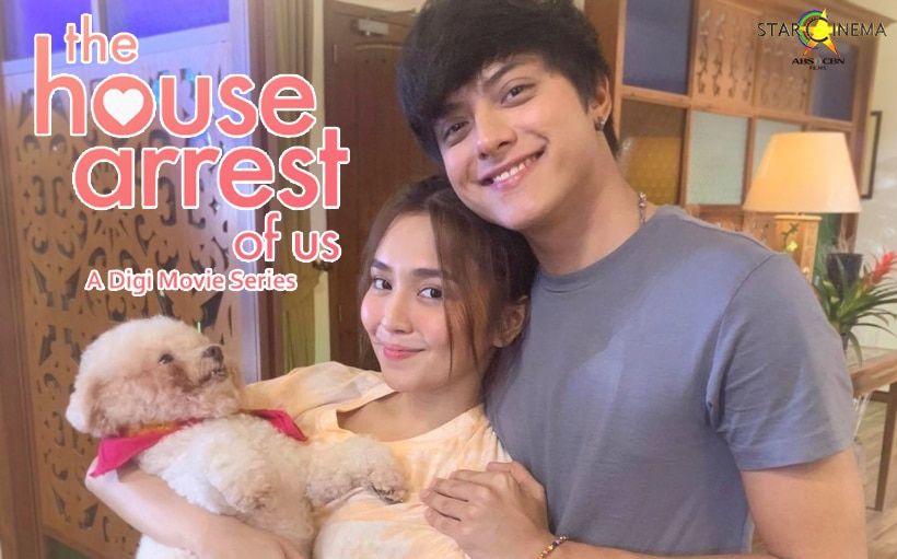 Kathryn, Daniel are back in digi movie series 'The House Arrest Of Us'