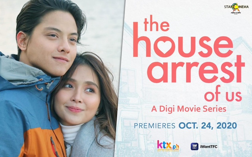 'The House Arrest Of Us' Season Pass, now available on KTX.ph!