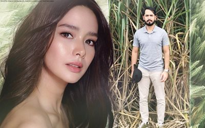 Are Erich Gonzales and Mateo Lorenzo dating?