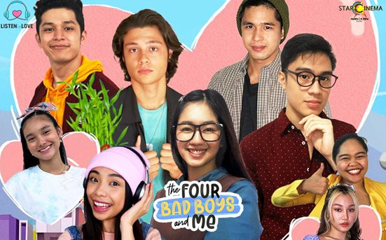 LISTEN TO LOVE: 'The Four Bad Boys and Me' Episode 6!
