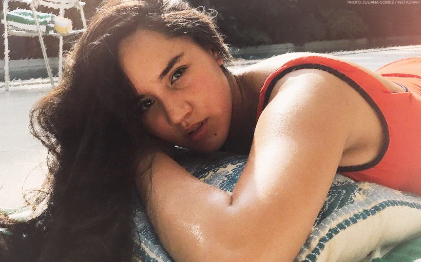 This is Juliana Gomez's 'happy place'