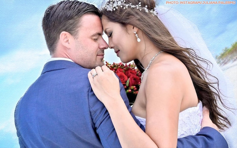 Juliana Palermo gets married to partner in Mexico
