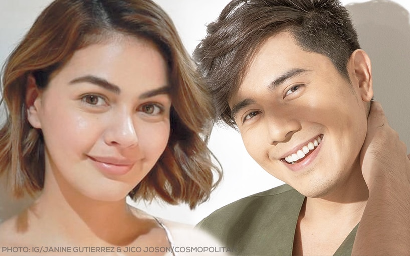 Paulo Avelino reveals Janine Gutierrez was supposed to transfer to ABS-CBN 'a few years back'