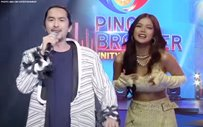 WATCH: Maris Racal, Rico Blanco share the stage for the first time on 'ASAP Natin 'To'