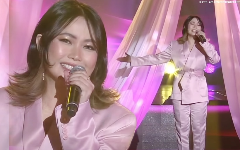 Yeng Constantino returns to 'ASAP' for 15th anniversary in showbiz