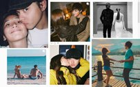 Every single Instagram post Kathryn and Daniel made of each other