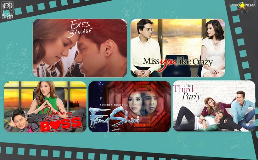 You can now stream more Star Cinema movies for FREE on Youtube!