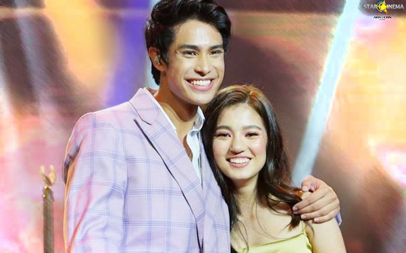 'Idol!': Donny shows support for Belle's upcoming debut album