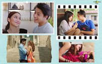 The cutest moments of Kathryn and Daniel on the big screen