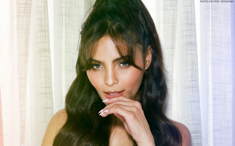 Lovi Poe signs contract with ABS-CBN