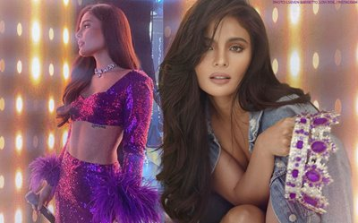 Lovi Poe gets showered with love on 'ASAP' debut