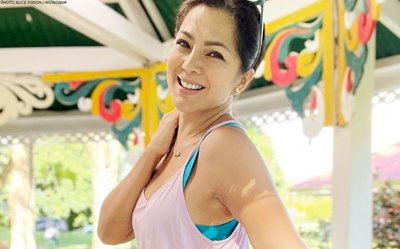 LOOK: Alice Dixson finally posts a pic of her man!