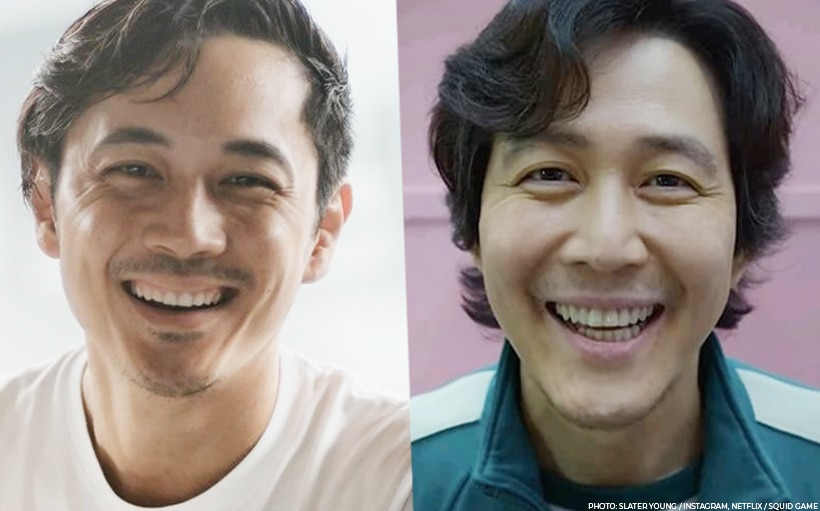 'Trending tayo, guys!': Slater Young pokes fun at comparison to 'Squid Game' actor