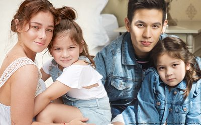 Jake Ejercito reacts to a netizen chiding his co-parenting setup with Andi Eigenmann