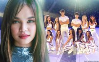 PHOTOS: Zephanie at the Now United boot camp in Abu Dhabi