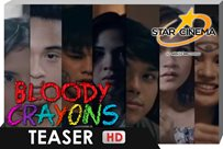 Teaser | The Biggest Barkada Suspense-Thriller Movie this July! | 'Bloody Crayons'