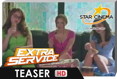 Teaser | 3 girls, 3 missions! | 'Extra Service'