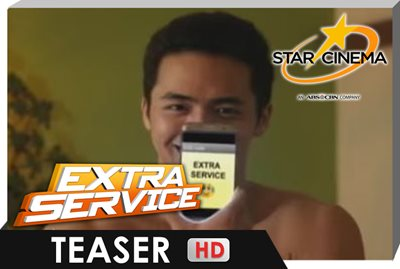 Teaser | Sexy squad goals! | 'Extra Service'
