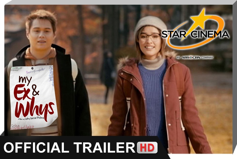 Official Trailer   'My Ex and Whys'   Liza Soberano and Enrique Gil