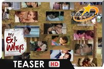 Teaser | Star Cinema presents a Cathy Garcia-Molina film! | 'My Ex and Whys'