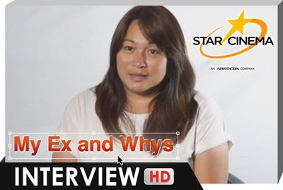 Interview | Mae Cruz-Alviar, Jerry Sineneng, Rory Quintos | 'My Ex and Whys'