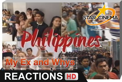 Reactions | Buong mundo bilib na bilib sa LizQuen! | 'My Ex and Whys'