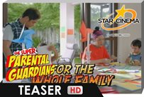 Teaser | Happiest Pamasko for the whole family! | 'The Super Parental Guardians'