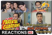 Reactions | Vhong Navarro, Joey Marquez, Alex Calleja | 'The Super Parental Guardians'
