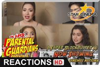 Reactions | Sue, Robi, Angeline Quinto, Andrea Brillantes | 'The Super Parental Guardians'