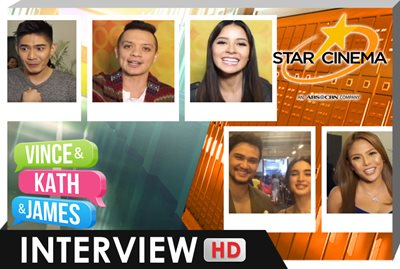 Interview | Bianca, Gretchen, Robi, Bamboo, Billy, Coleen | 'Vince and Kath and James'
