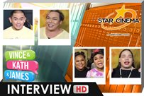 Interview | Pooh, Chocolate, Darla, Jason, John Lapus | 'Vince and Kath and James'