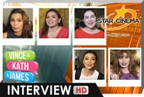 Interview | Jodi, Sylvia, Dimples, Pokwang, K Brosas | 'Vince and Kath and James'