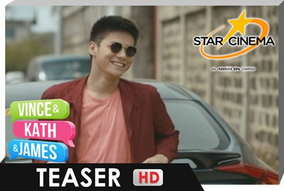 Teaser | Ronnie Alonte is 'James' | 'Vince and Kath and James'